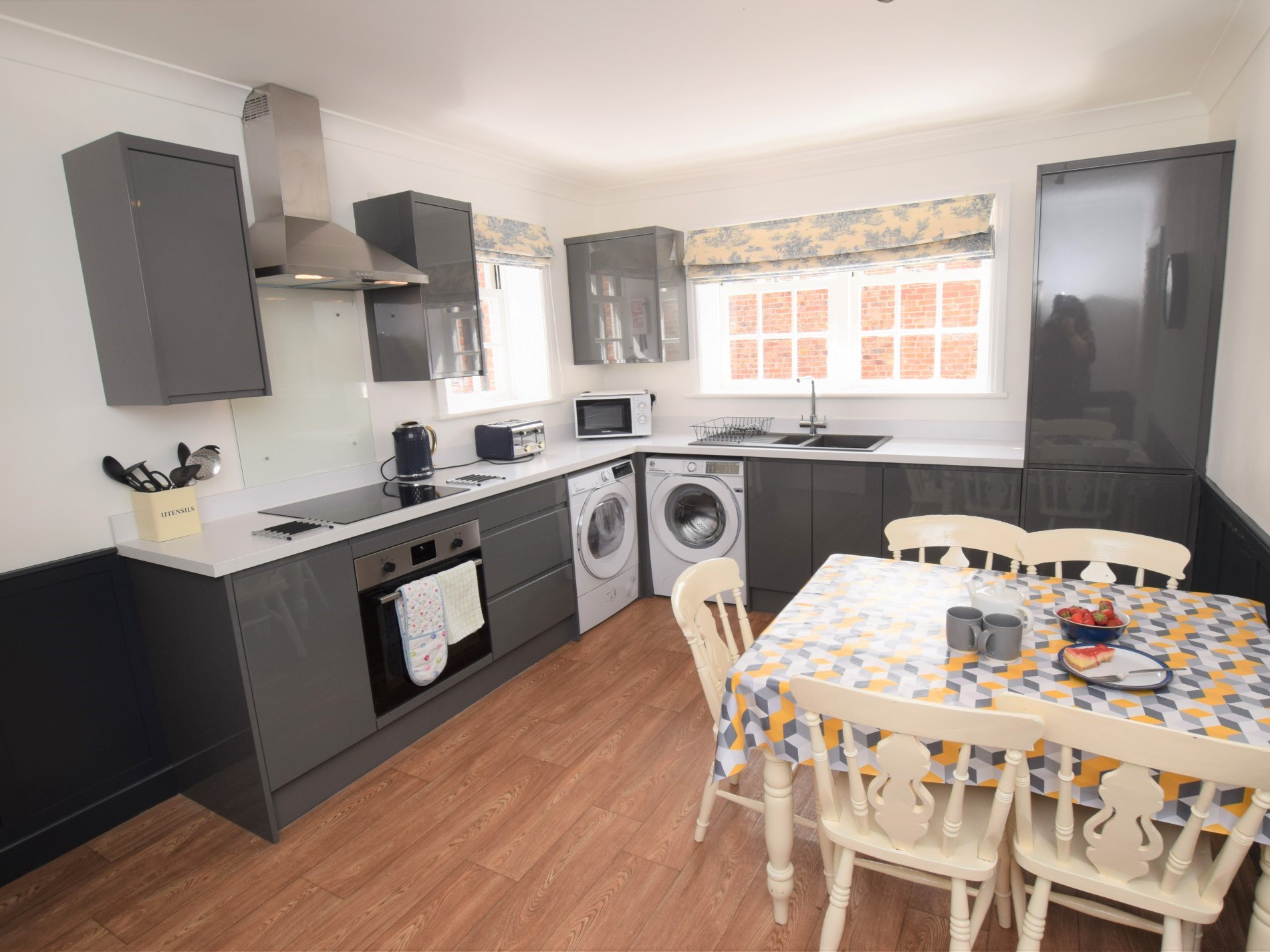 2 Bedroom Cottage in East Riding, North York Moors and Coast