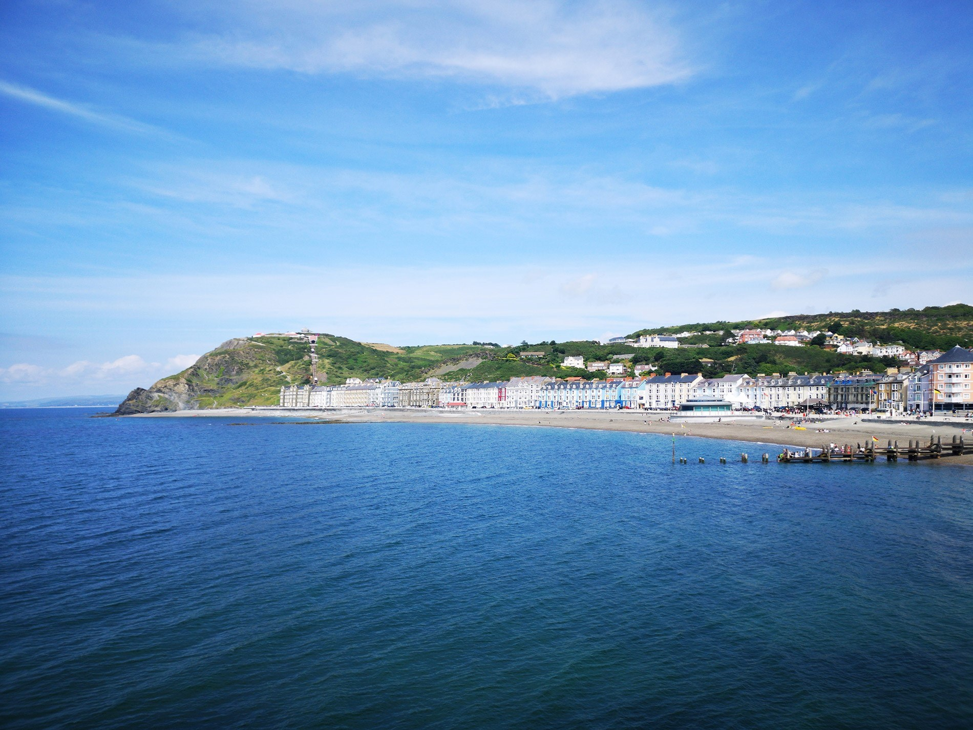 6 Bedroom Cottage in Aberystwyth, Mid Wales