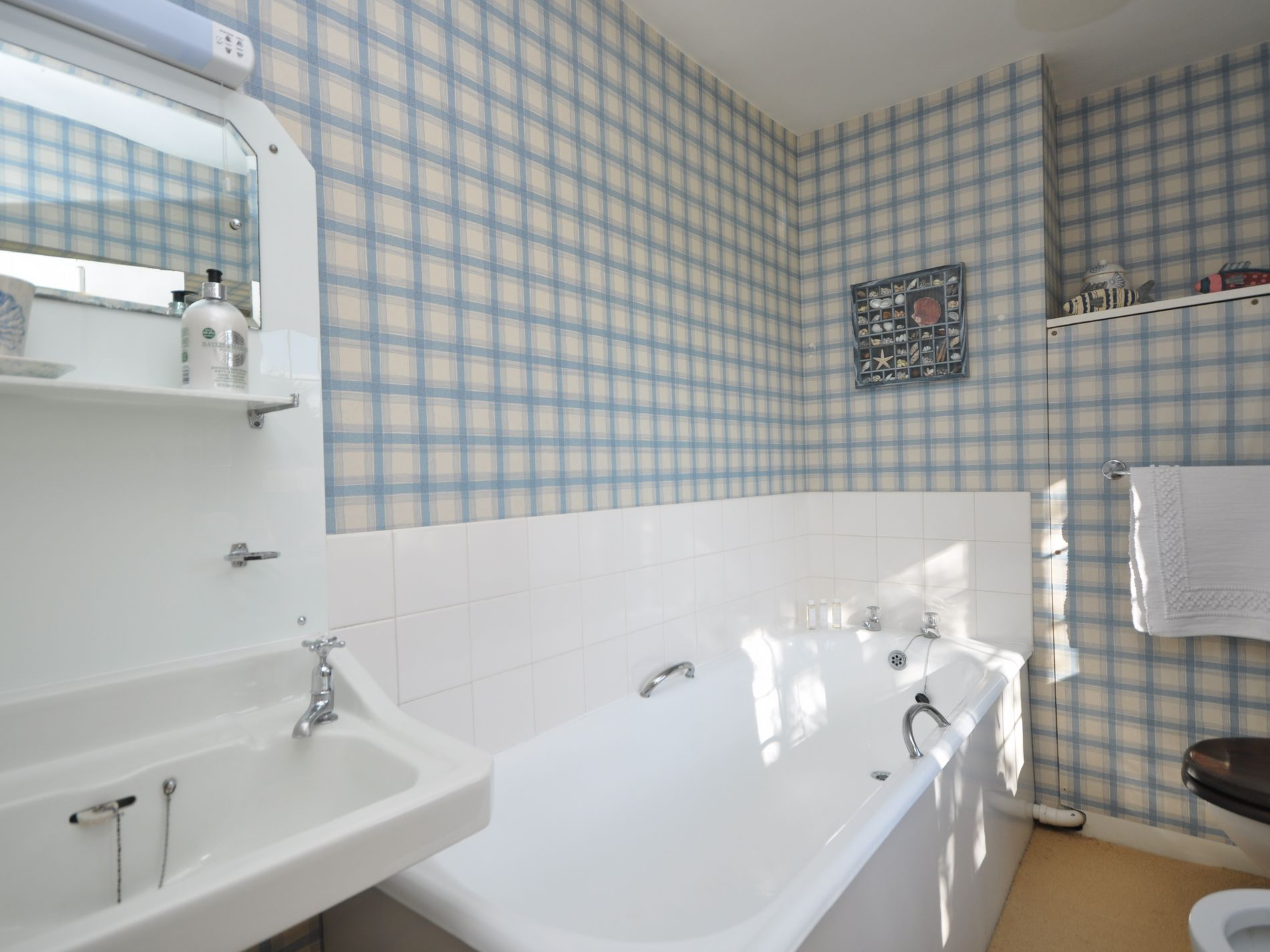 Bathroom, main house