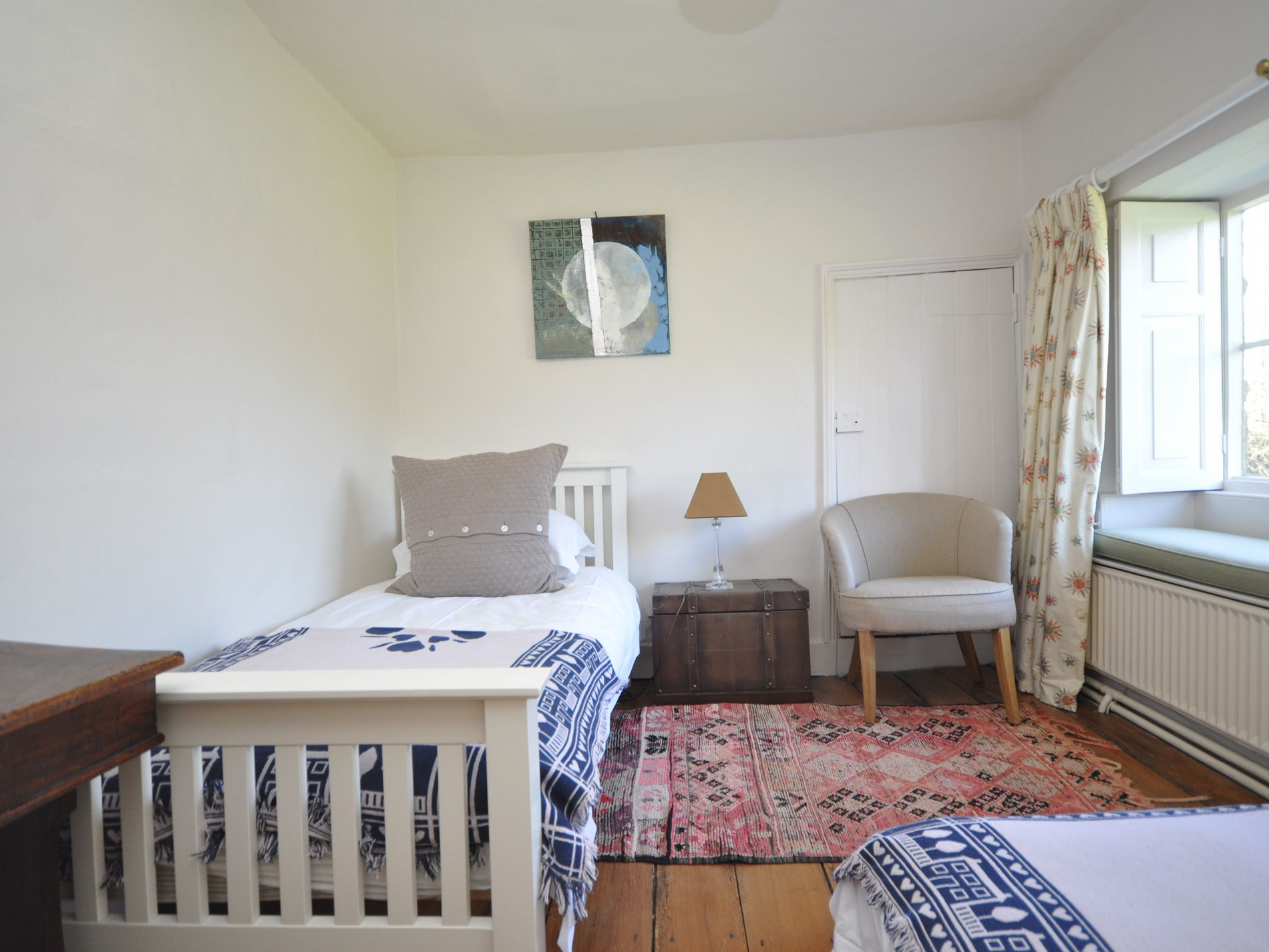 Single bedroom, main house