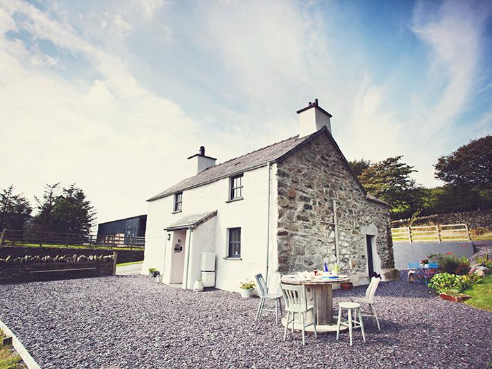 Cappele Cottage, Snowdonia, Wales