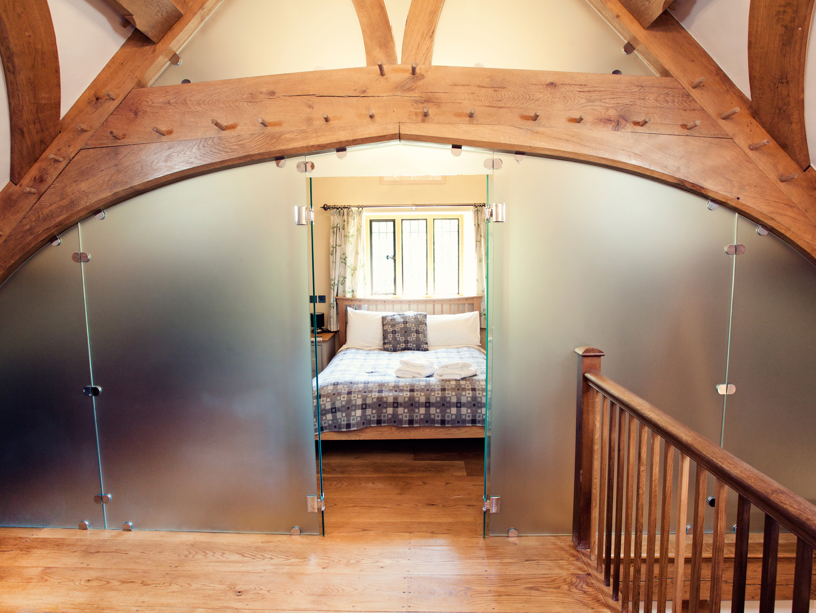 5 Bedroom Cottage in Hereford, Mid Wales