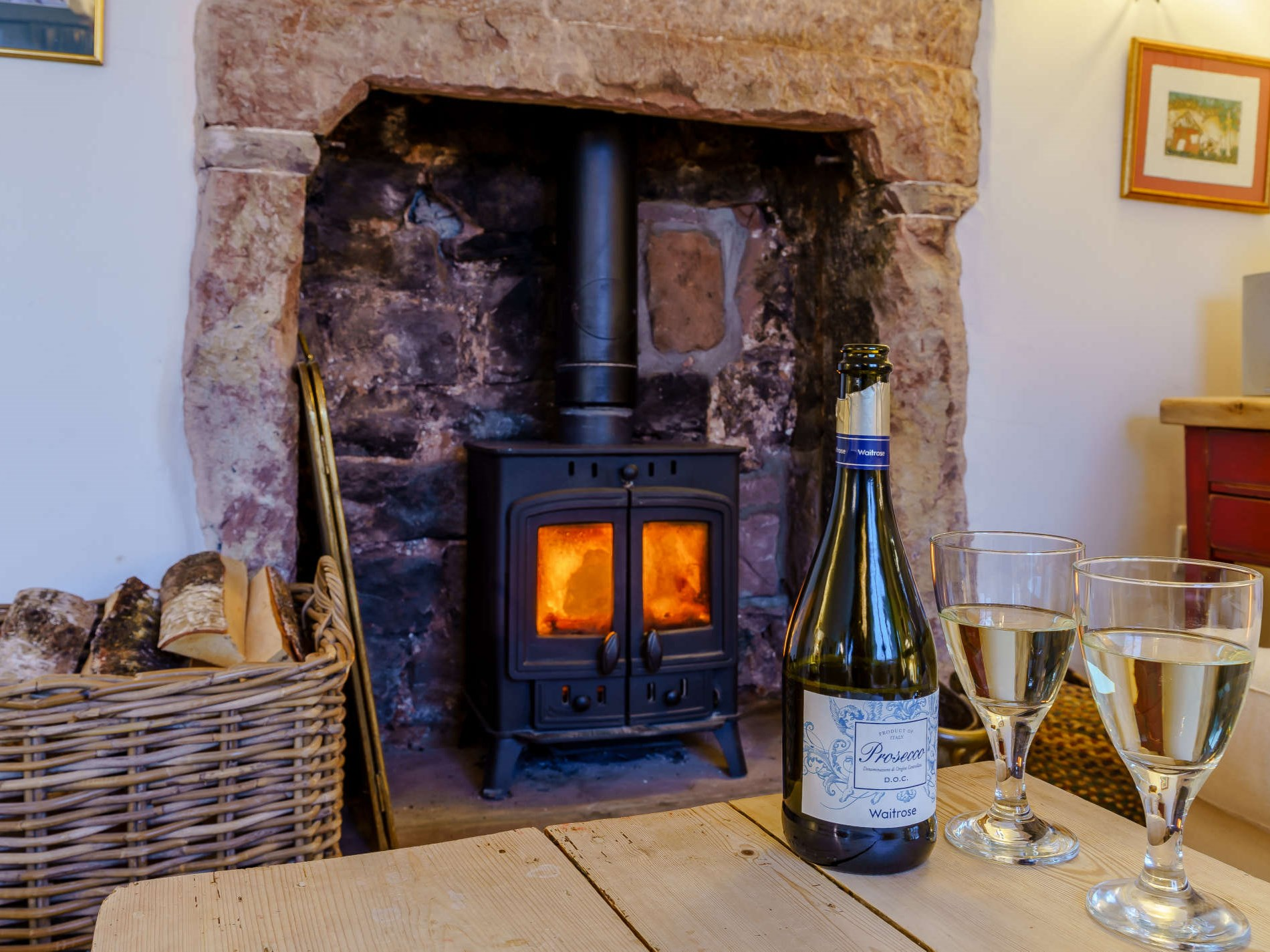 4 Bedroom Cottage in Monmouth, Pembrokeshire and the South
