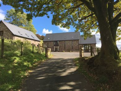 Brecon Beacons Barn (42902)