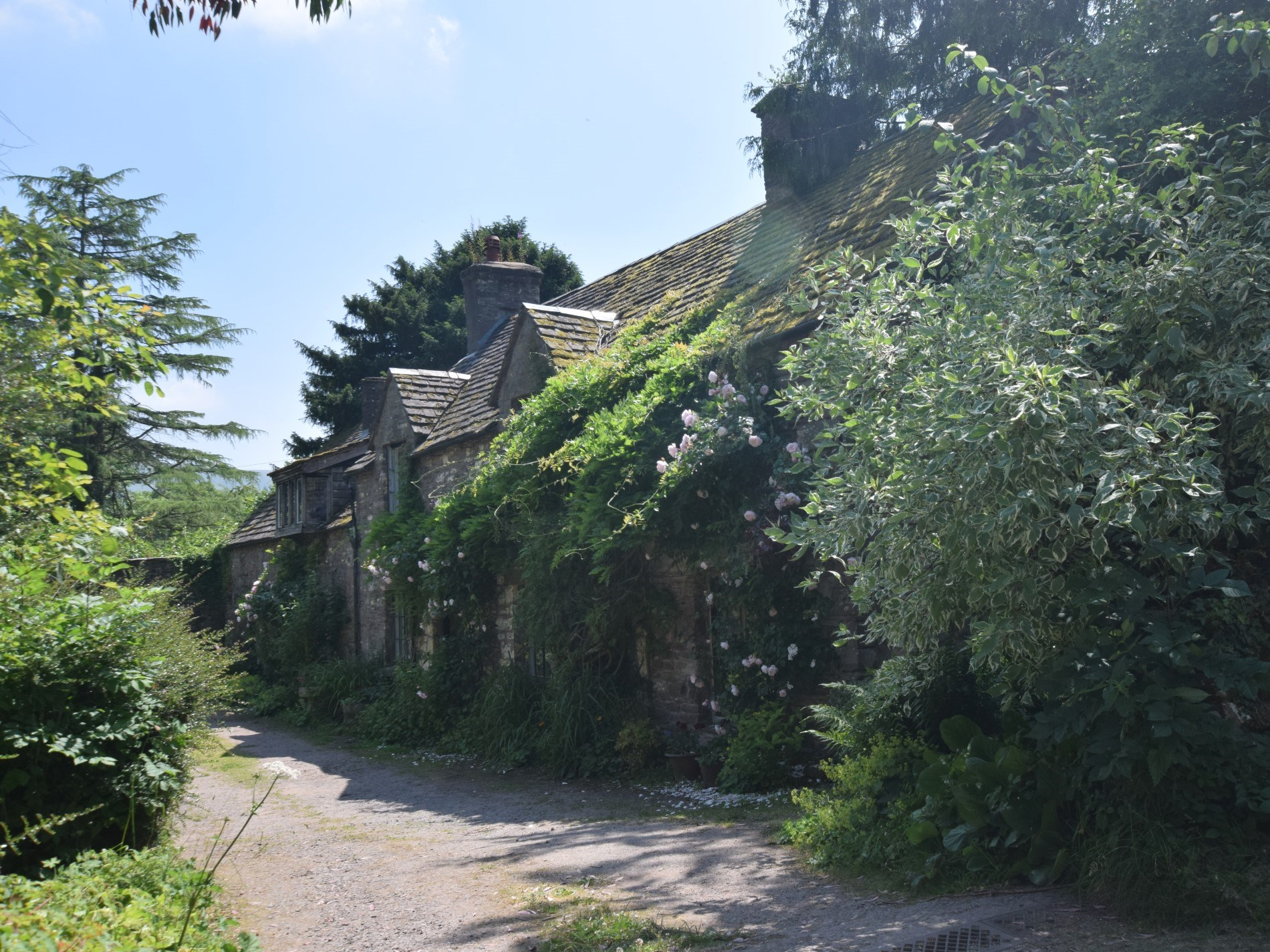 3 Bedroom Cottage in Abergavenny, Mid Wales