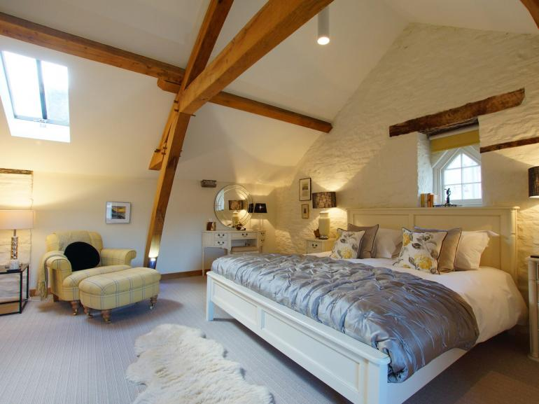 Beautifully designed throughout, with a boutique hotel style finish