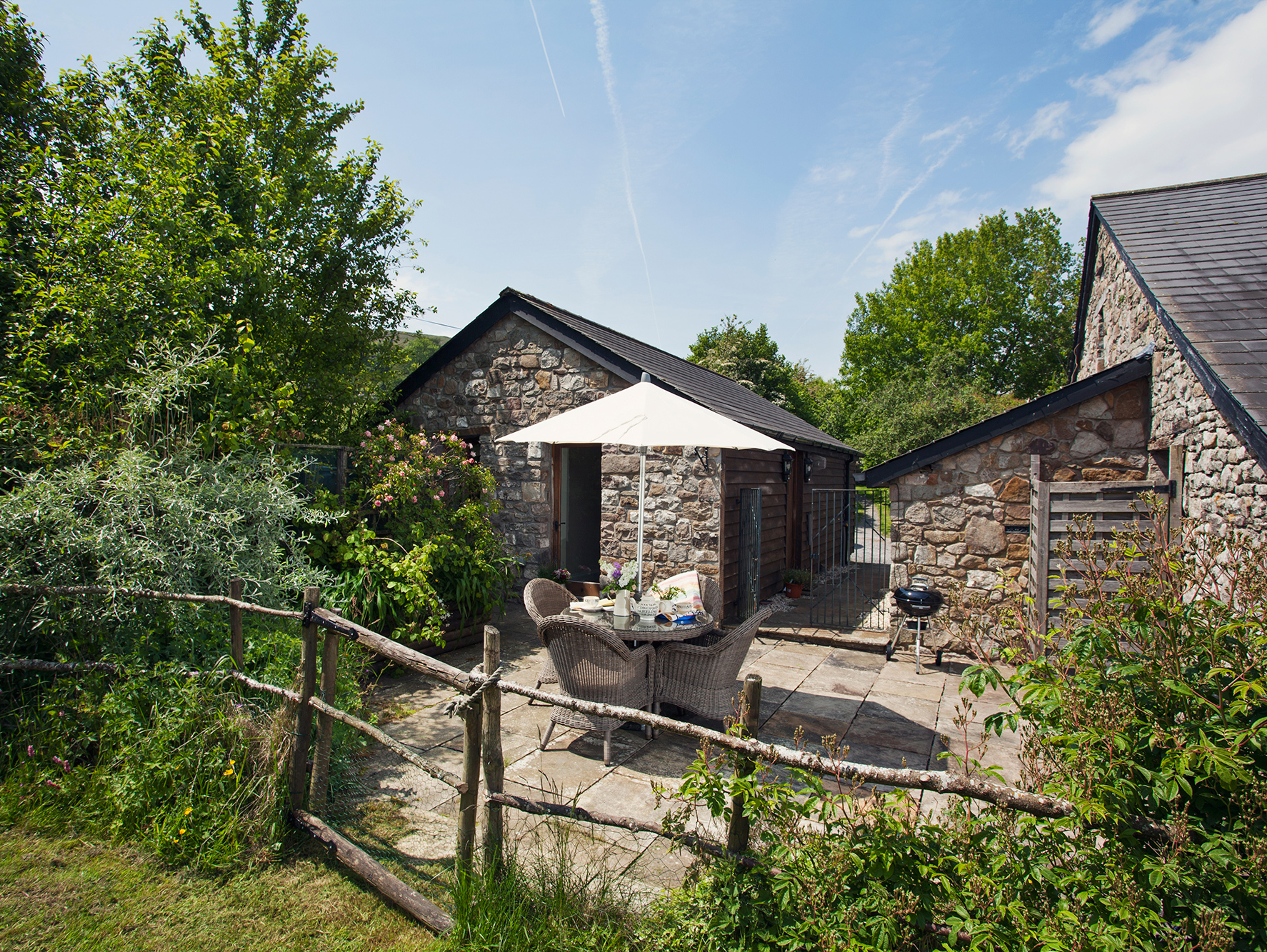 1 Bedroom Cottage in Crickhowell, Mid Wales