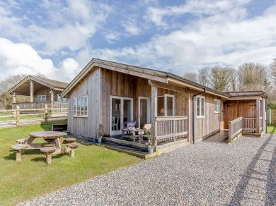 Bluebell Lodge Cornwall (43079)