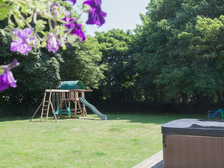 Beautiful gardens and fabulous facilities