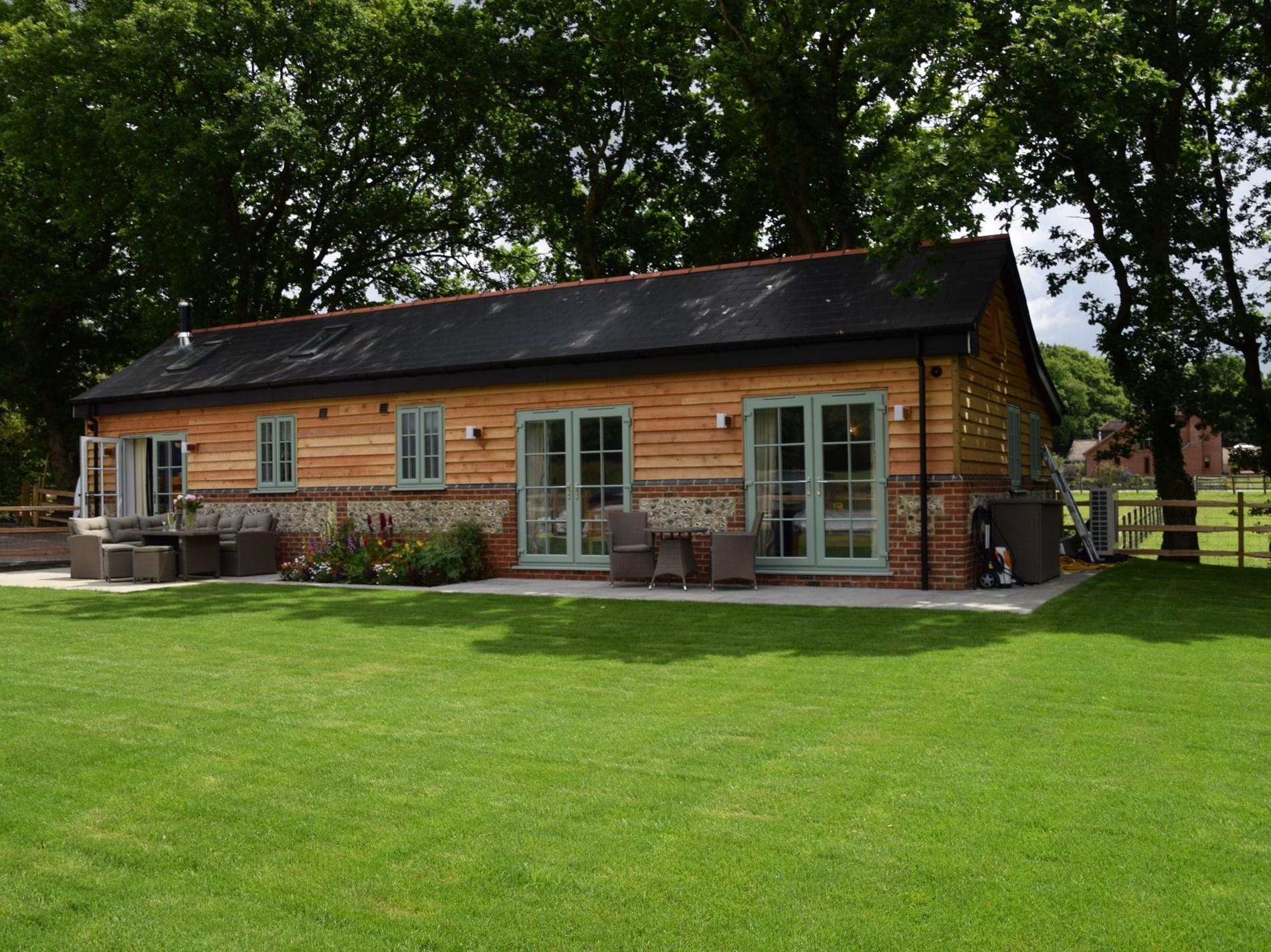 Ferienhaus in Burridge