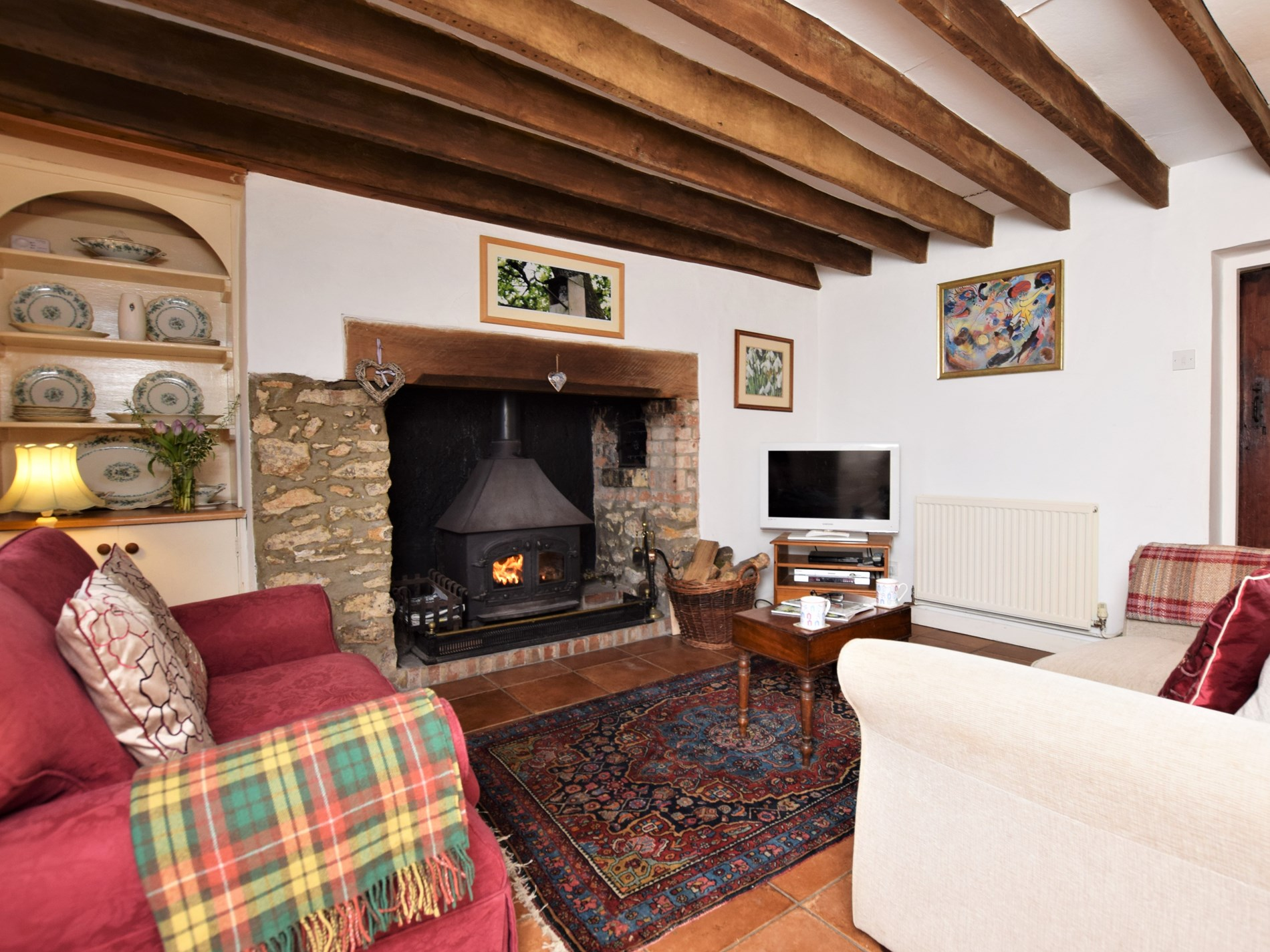 3 Bedroom Cottage in Taunton, Dorset and Somerset