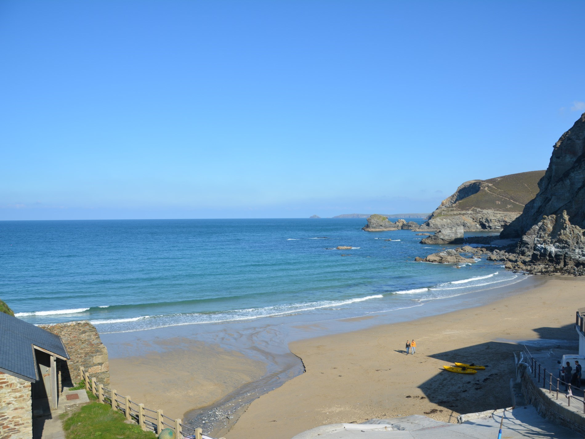 1 Bedroom Cottage in St. Agnes, Cornwall