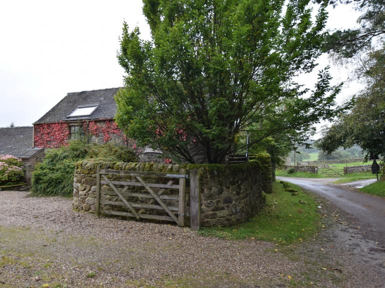 Hayloft in lovely peaceful location