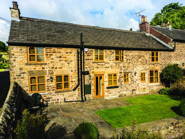 Lovingly renovated stone cottage