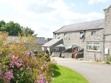 The Hayloft - Taddington (PK655)