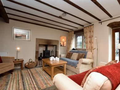 Marmalade Cottage - Winster (PK885)