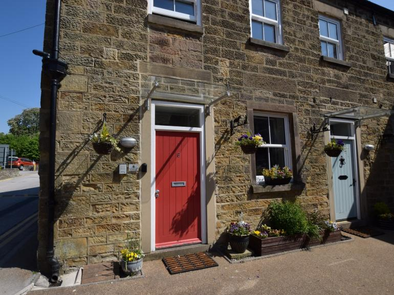 Stylish first floor apartment in the Heart of Bakewell