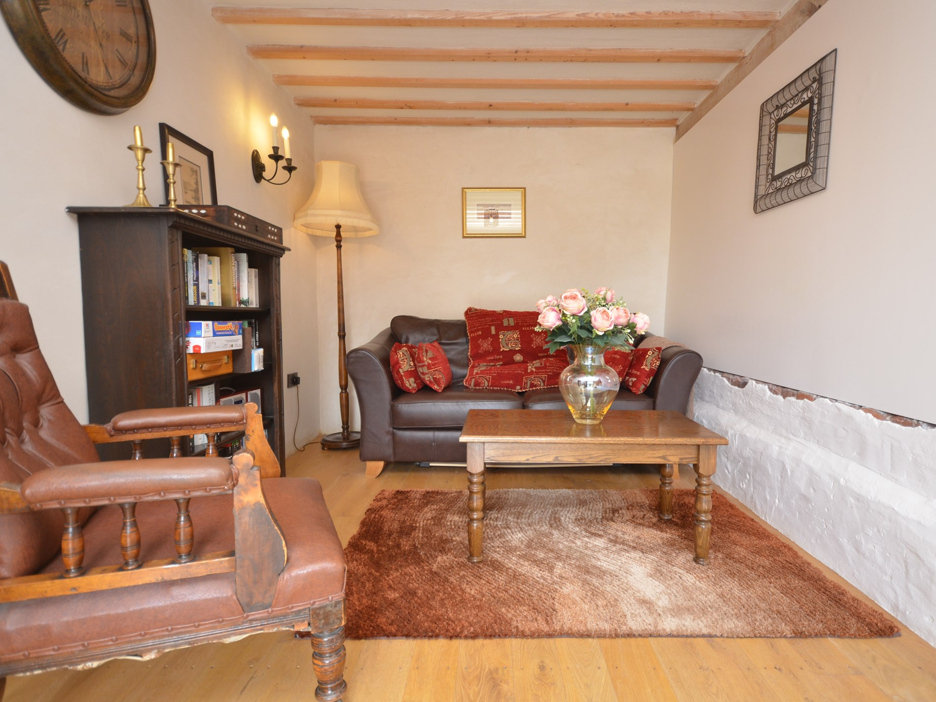 2 Bedroom Cottage in Hepworth, East Anglia