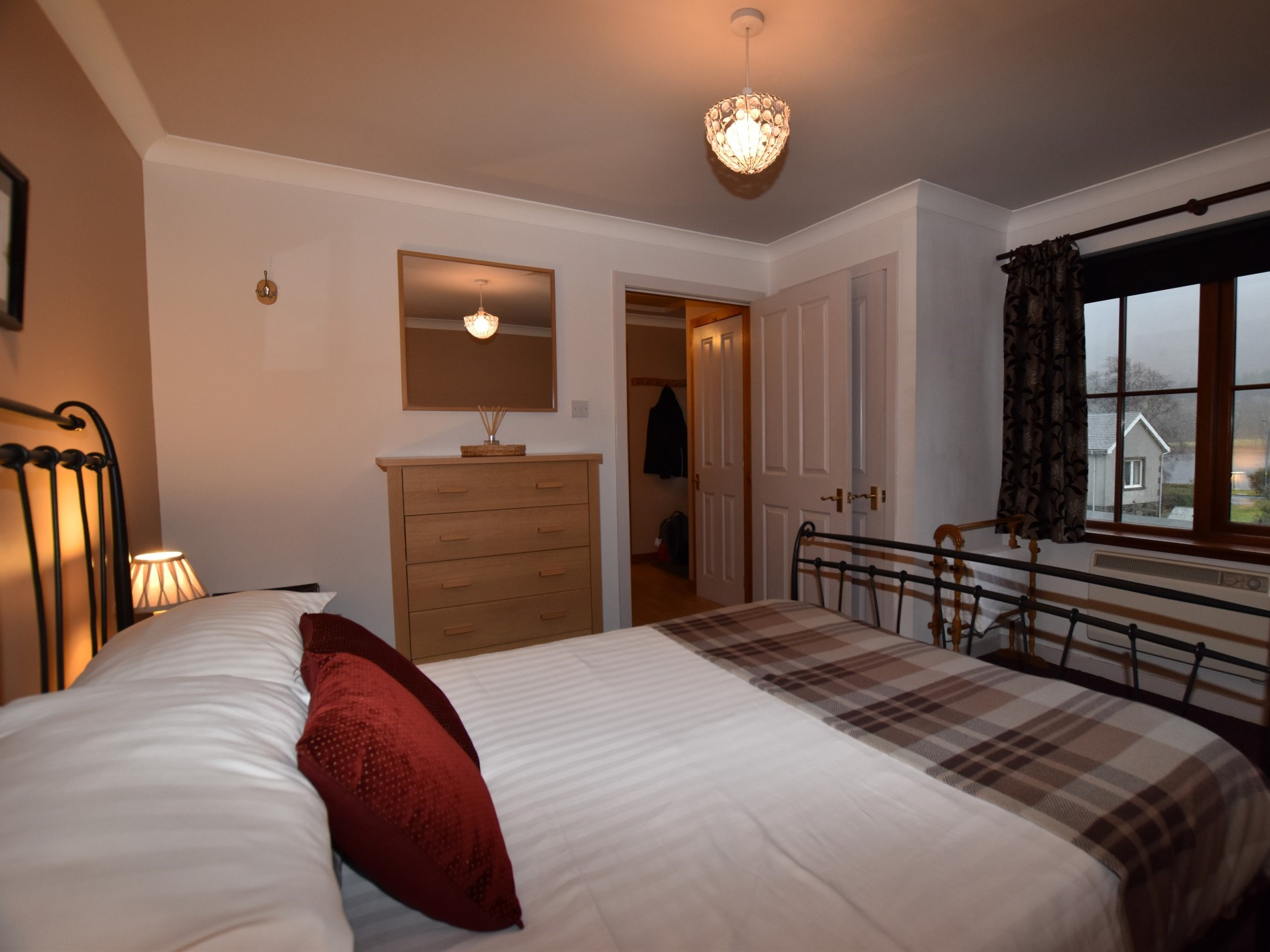1 Bedroom Cottage in Crieff, Perthshire, Angus & Fife