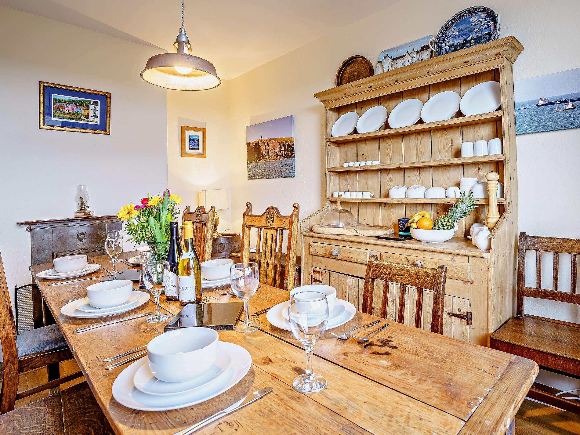 3 Bedroom Cottage in Haverfordwest, Mid Wales