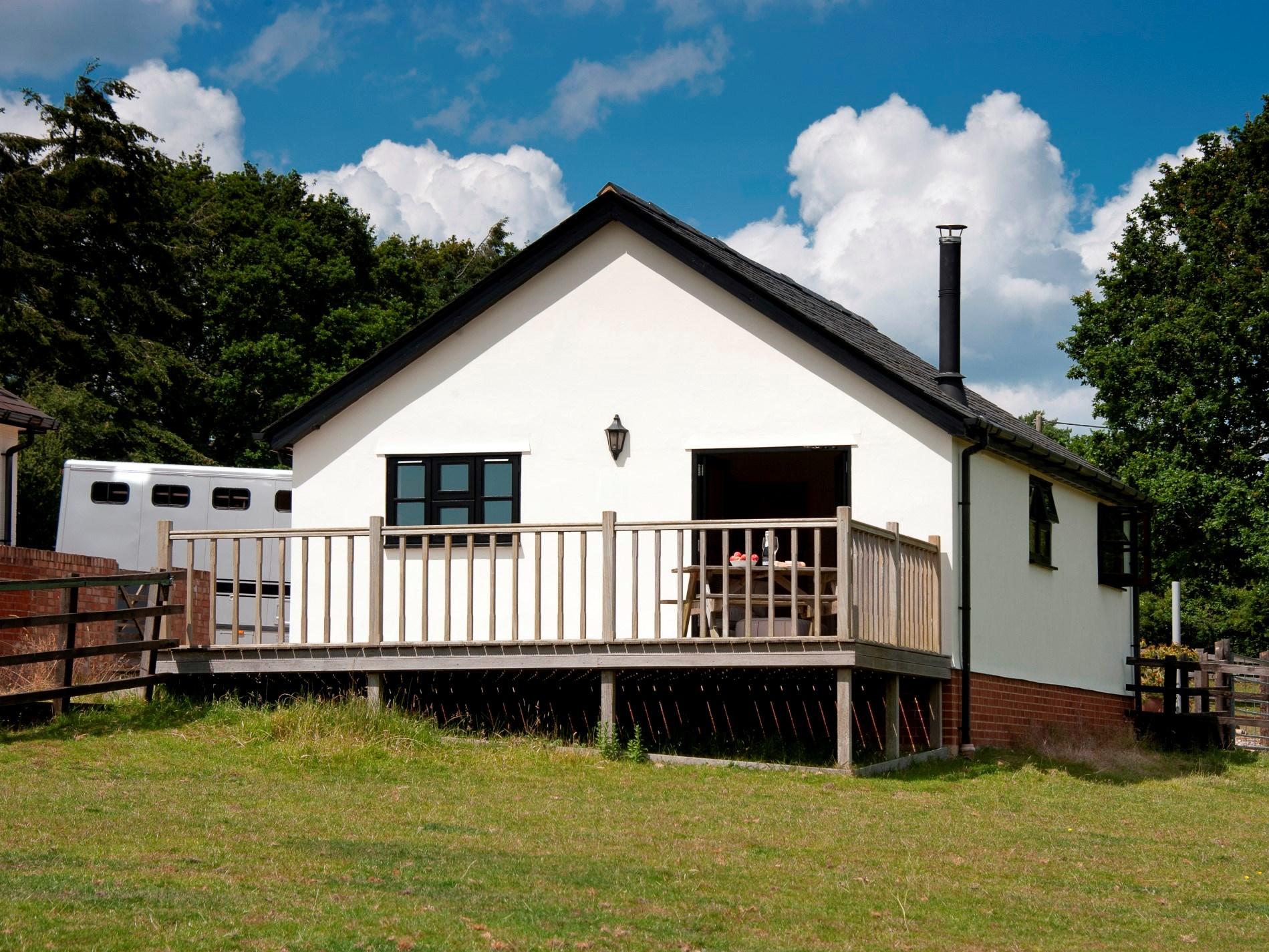 Ferienhaus in Beaulieu-Heath