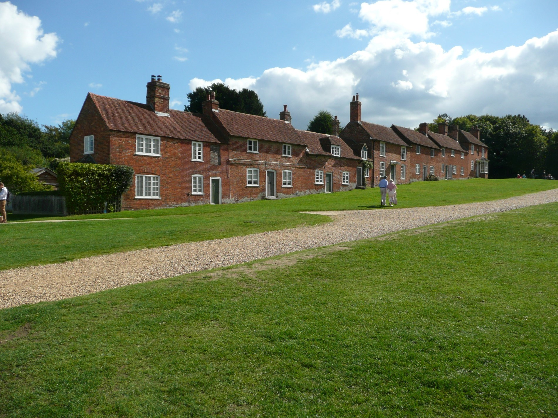 Bucklers Hard close by and worth a visit.
