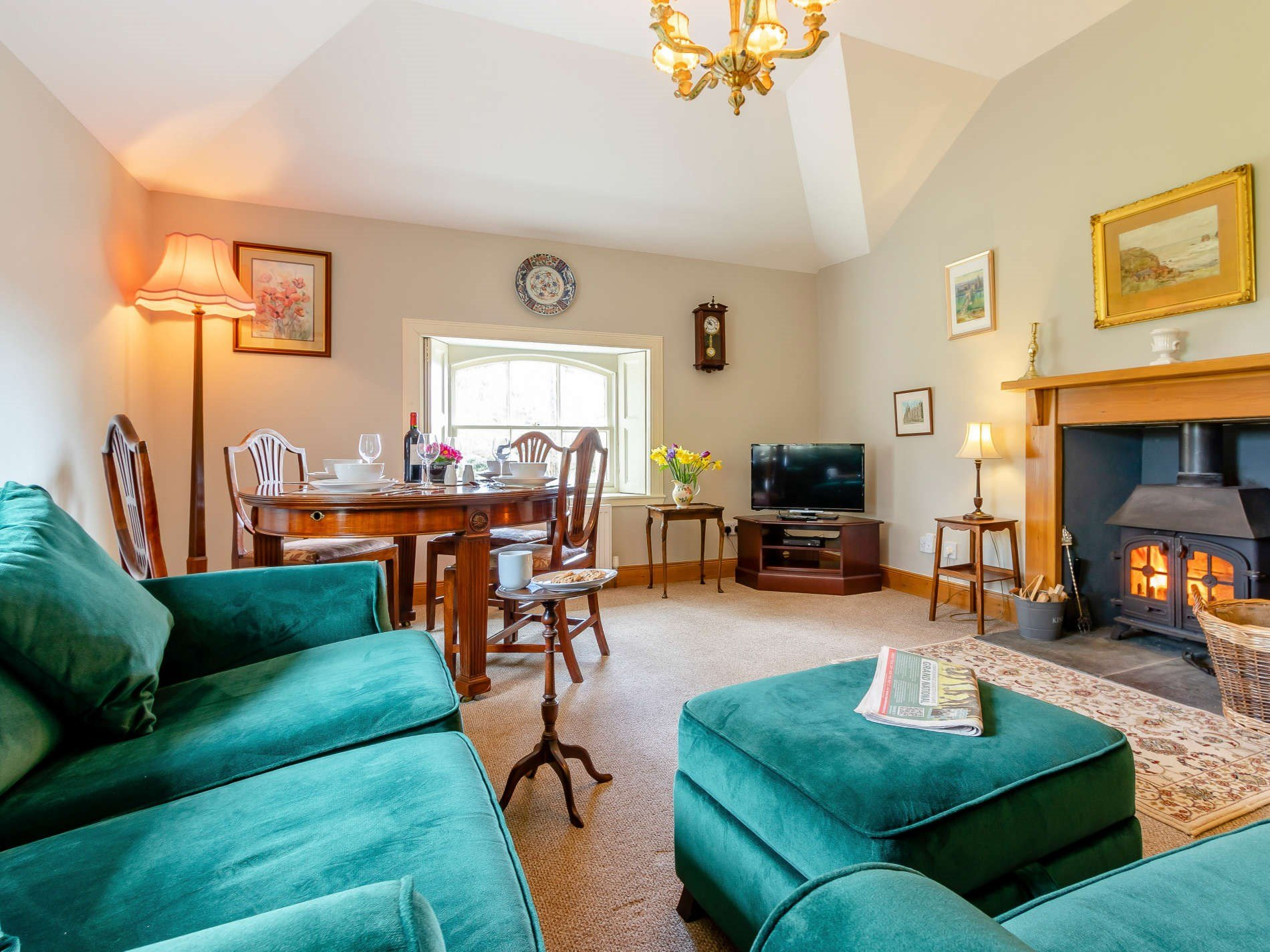 2 Bedroom Cottage in Cupar, Perthshire, Angus & Fife