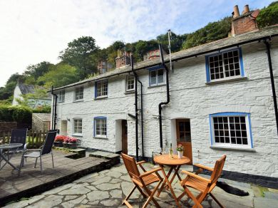 Masters Cottage - Boscastle (45921)