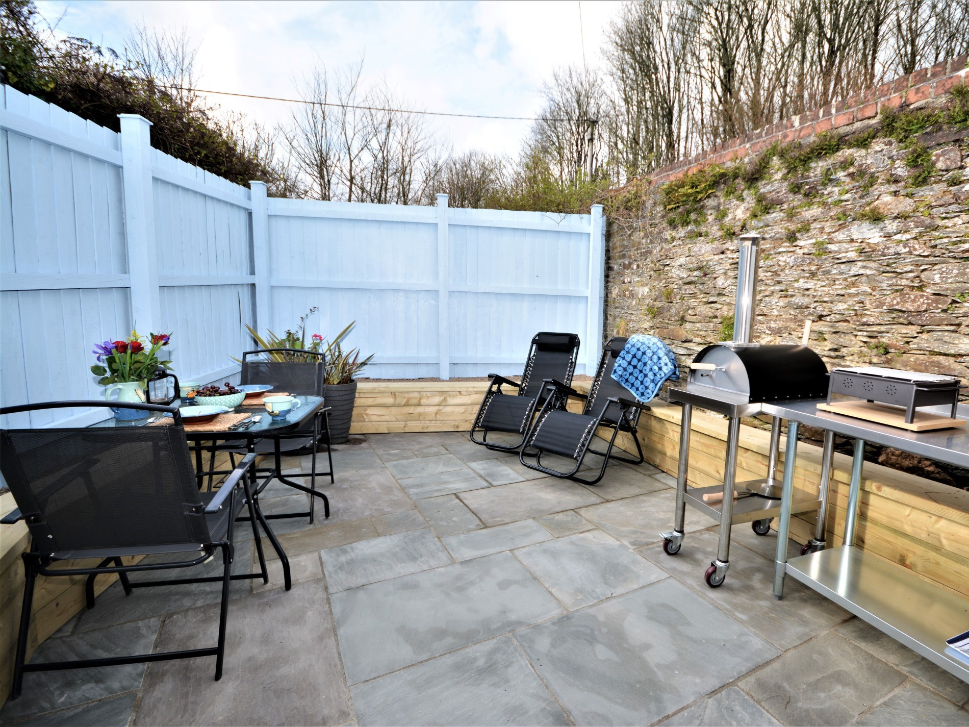 1 Bedroom Wing in South Cornwall, Cornwall