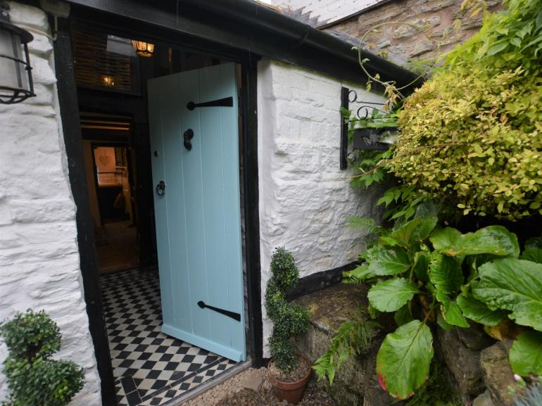 Step inside this charming property