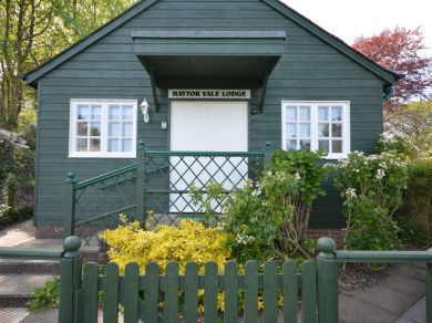 Haytor Vale Lodge (46409)