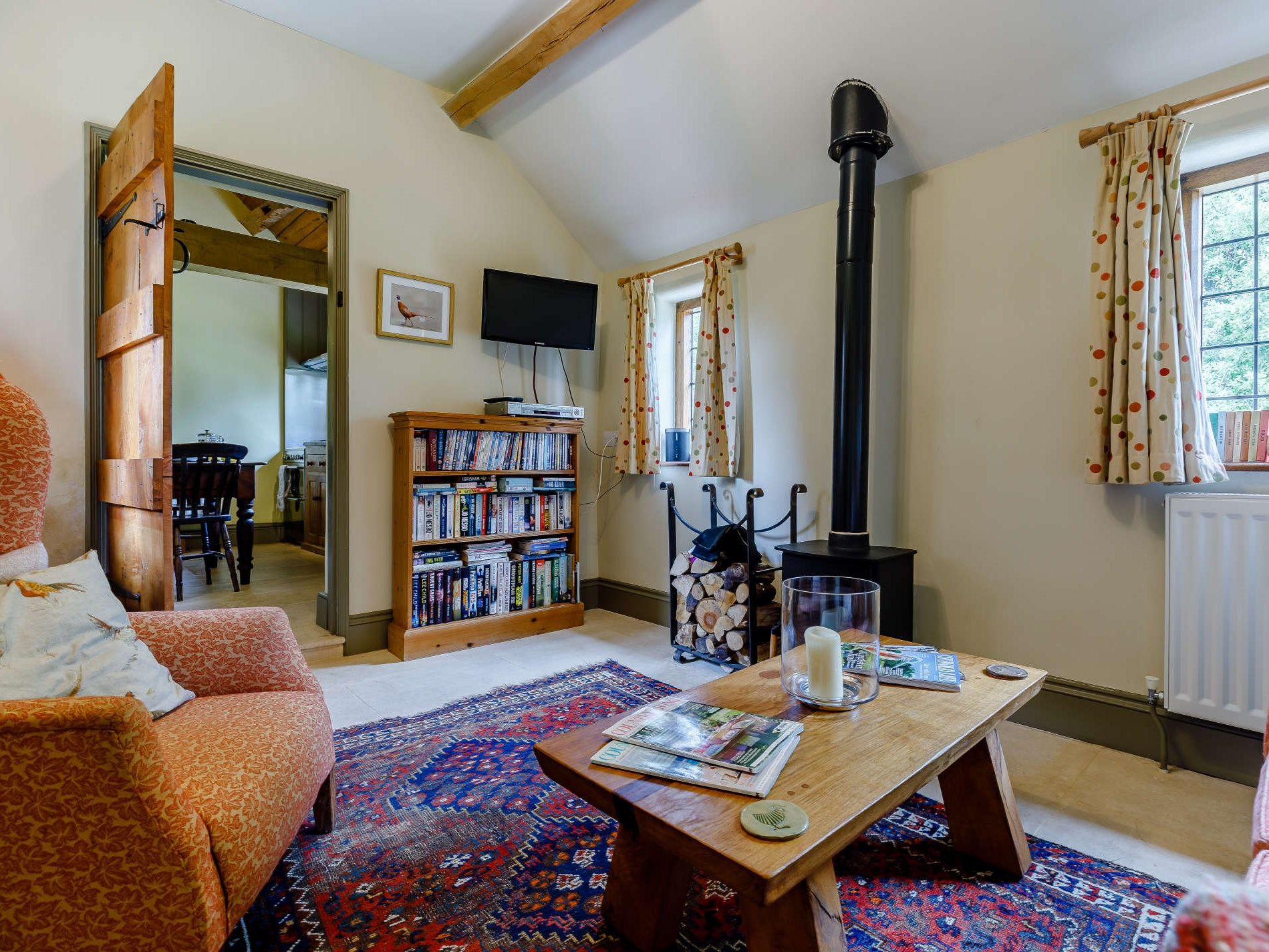 1 Bedroom Cottage in Gloucester, Heart of England