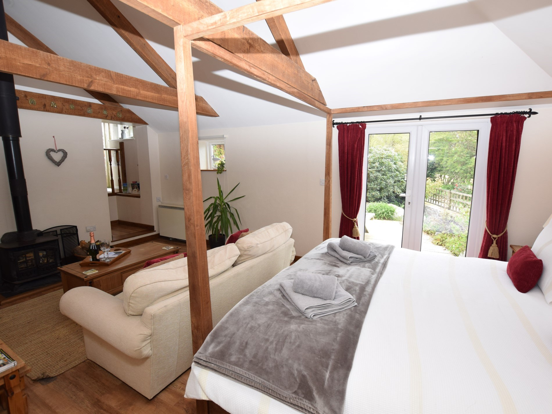1 Bedroom Cottage in Bodmin, Cornwall