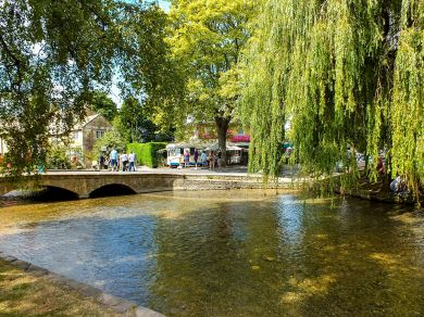Bourton On The Water Weavers Cottage (46677)