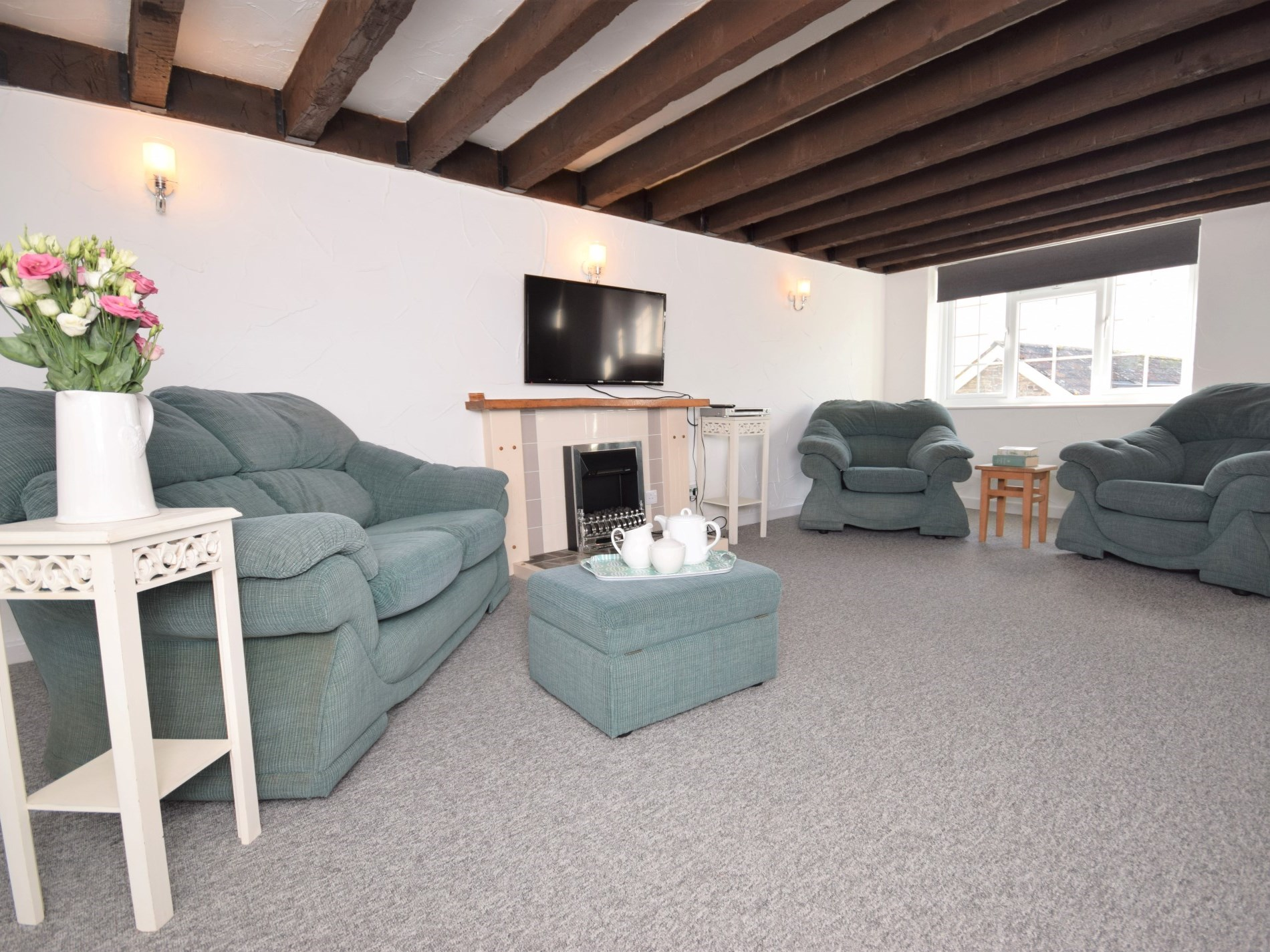 4 Bedroom Cottage in Bideford, Devon