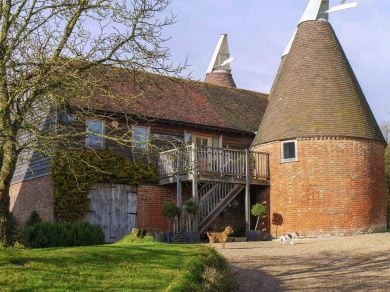 Bourne Farm Oast (BT018)