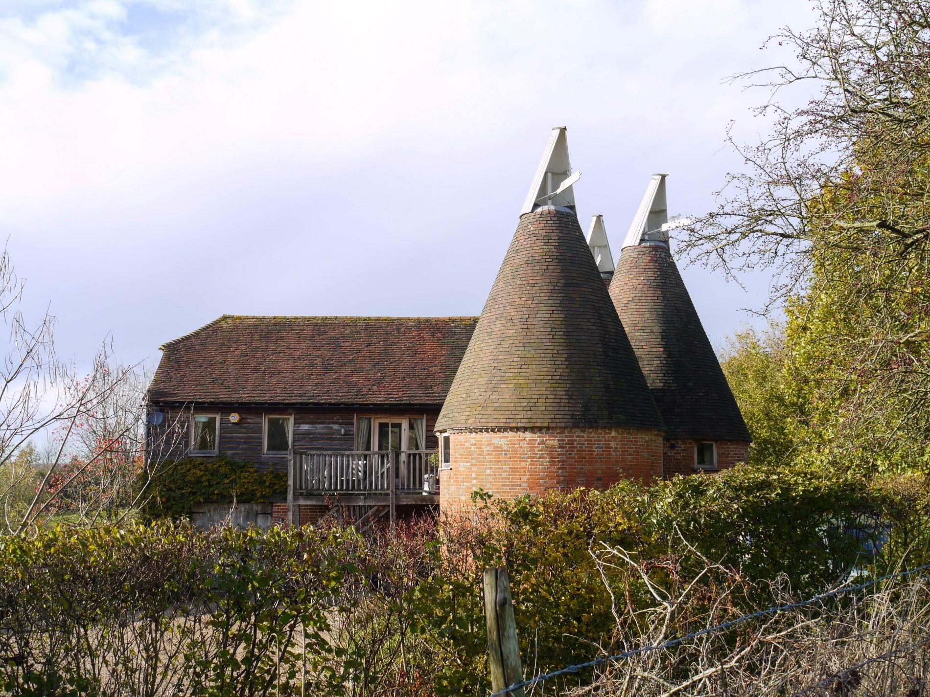 Part of 16th century Oast House