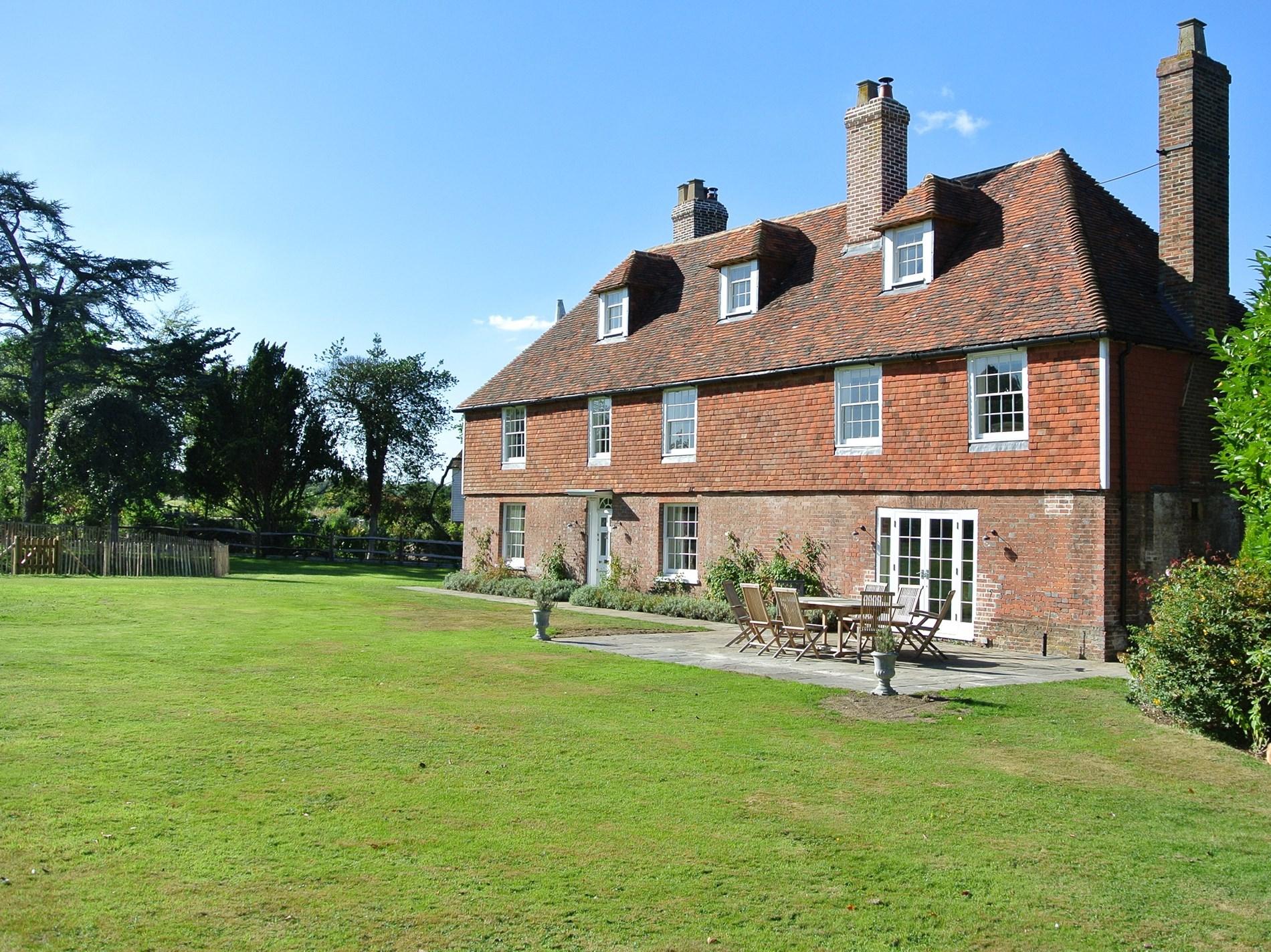 Grade II listed Farmhouse
