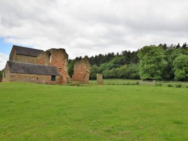 Beauvale Priory - Abbey View (47032)