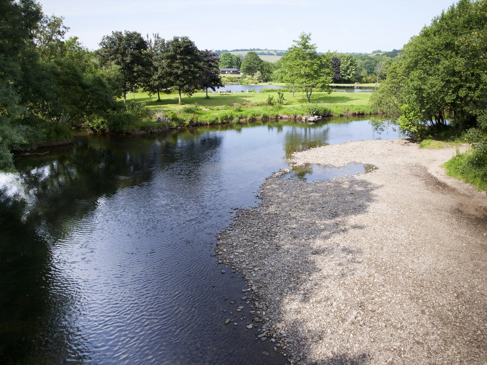 Local view of Dulverton