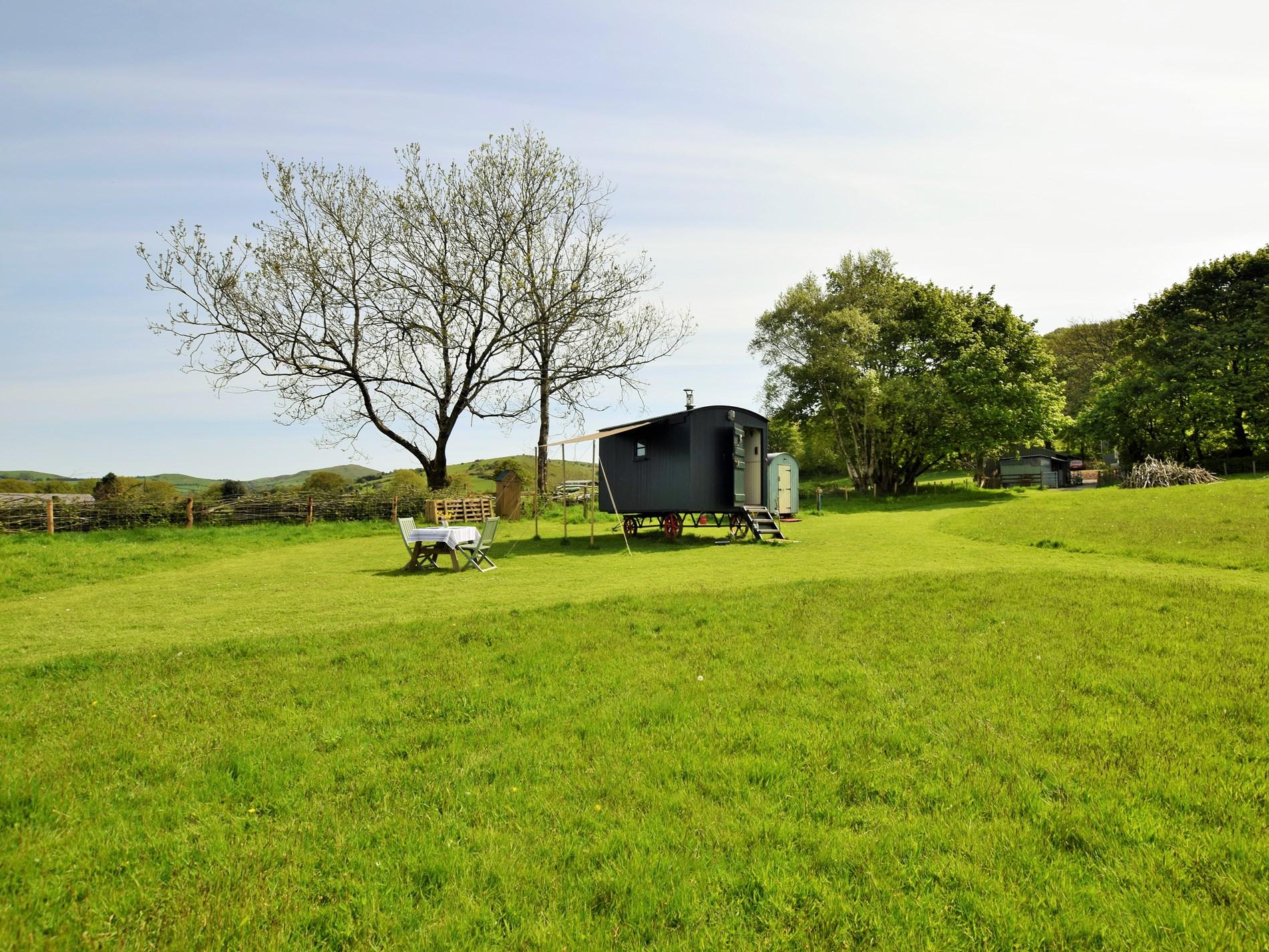 1 Bedroom Cottage in Tregaron, Mid Wales