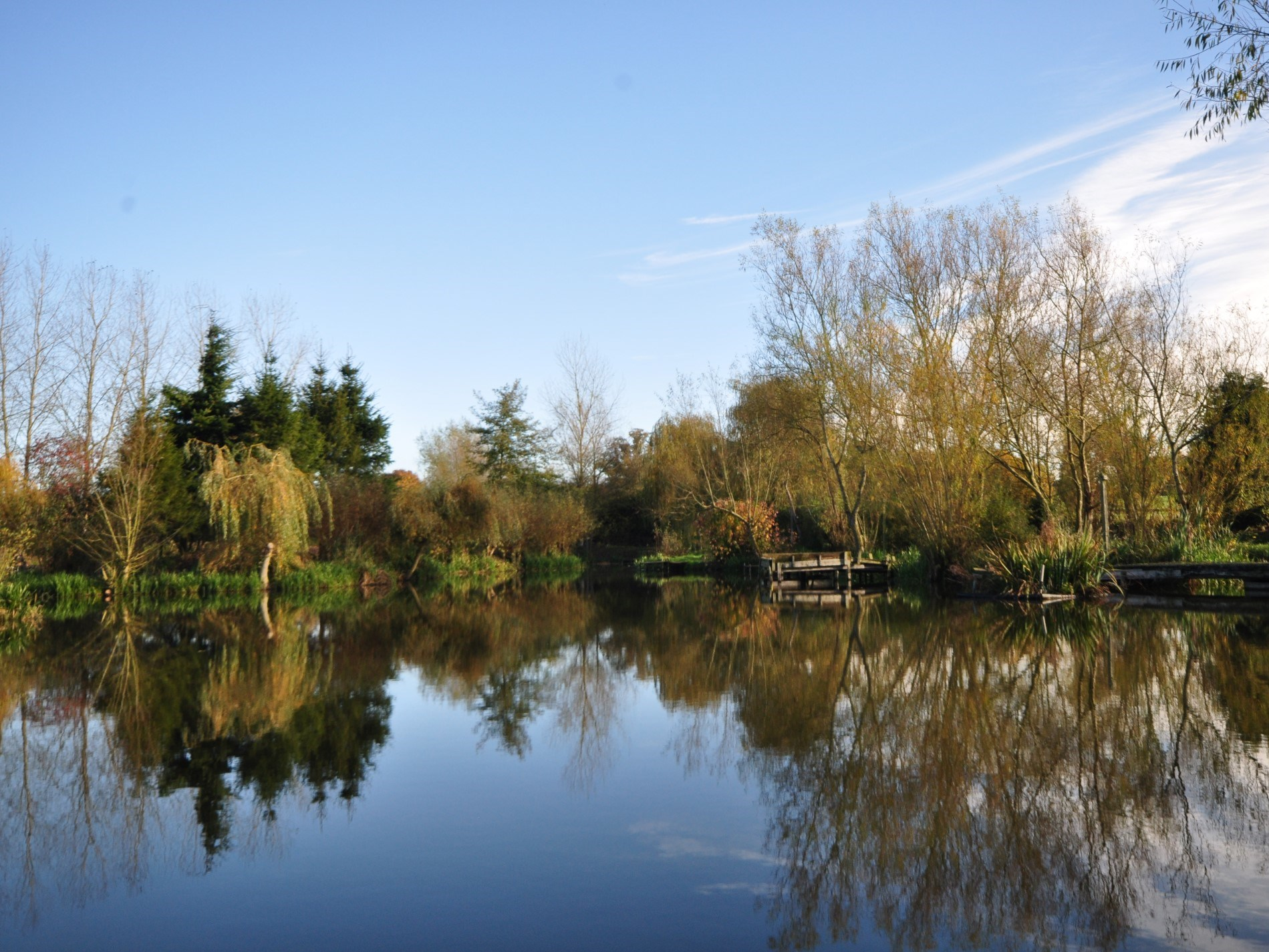 1 of 9 fishing lakes