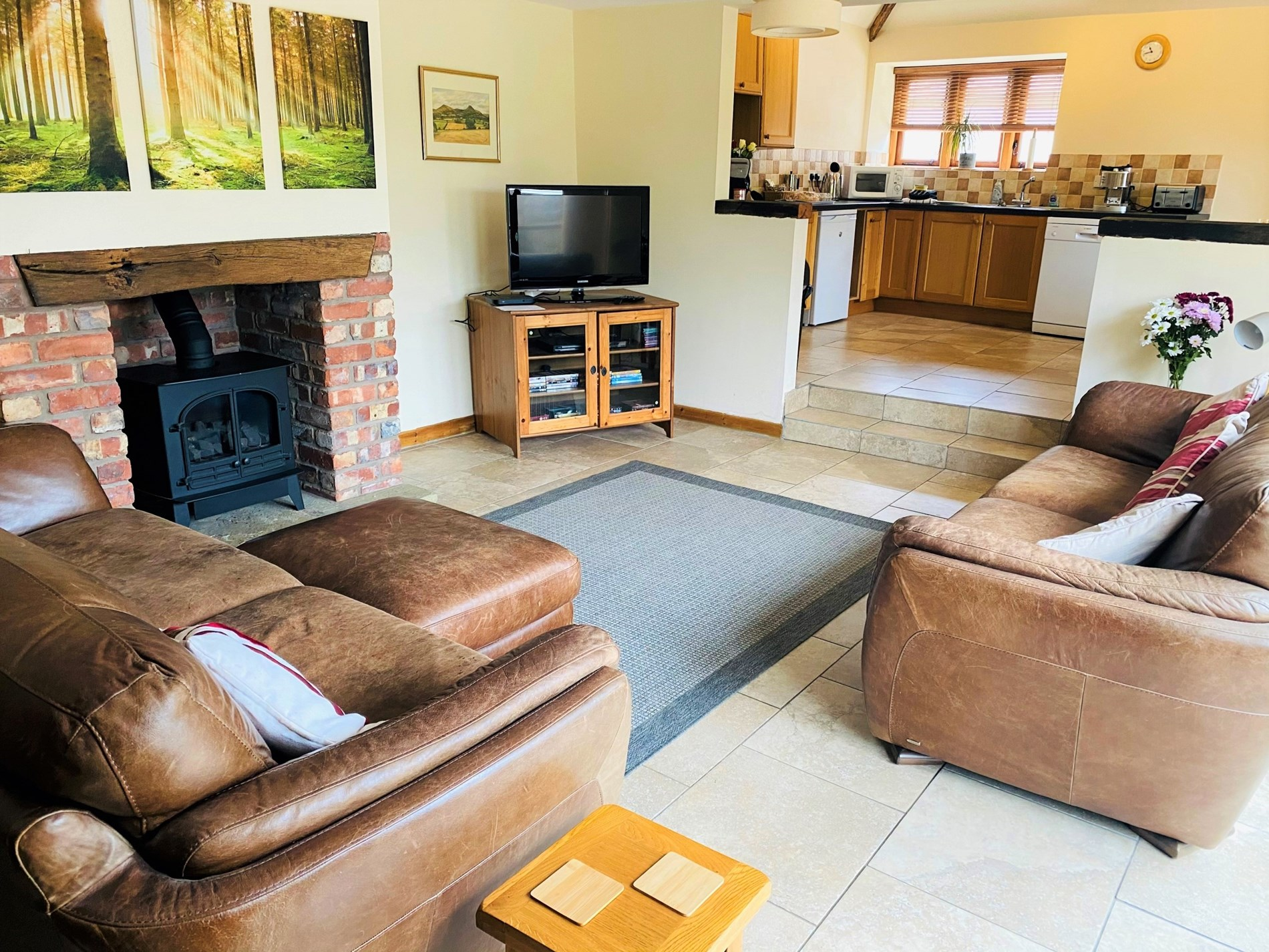 2 Bedroom Cottage in Shrewsbury, Heart of England