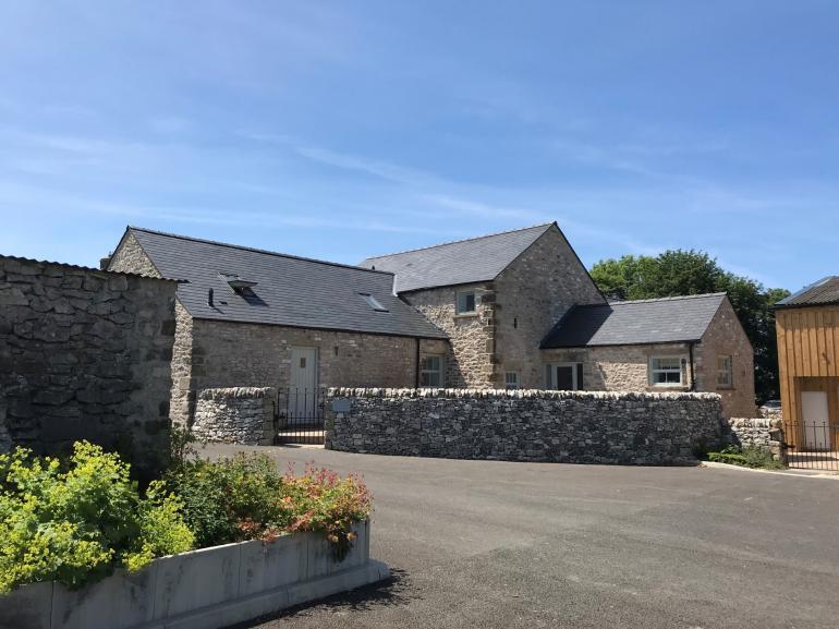 Gorgeous barn conversion