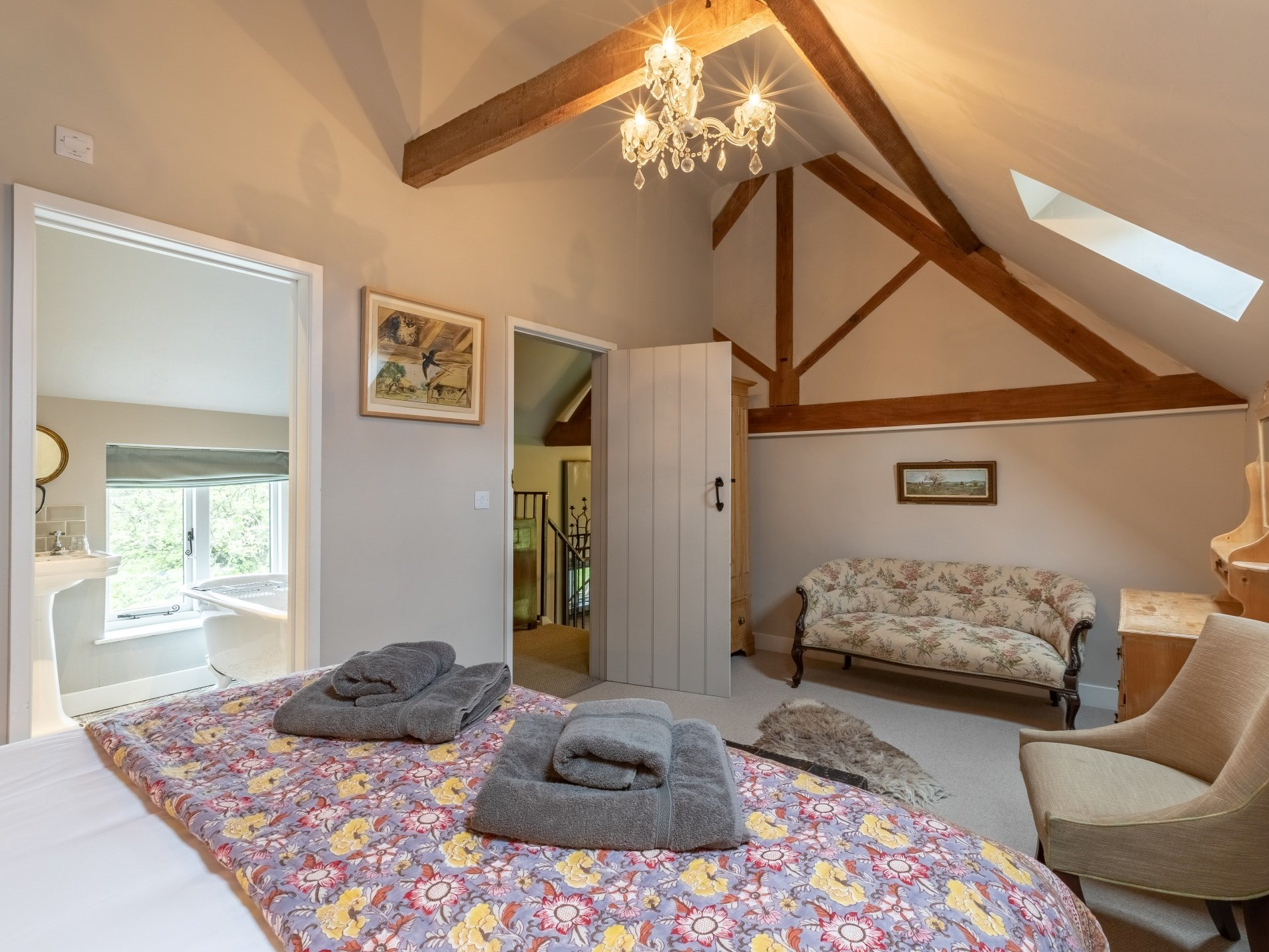 4 Bedroom Cottage in Ludlow, Heart of England