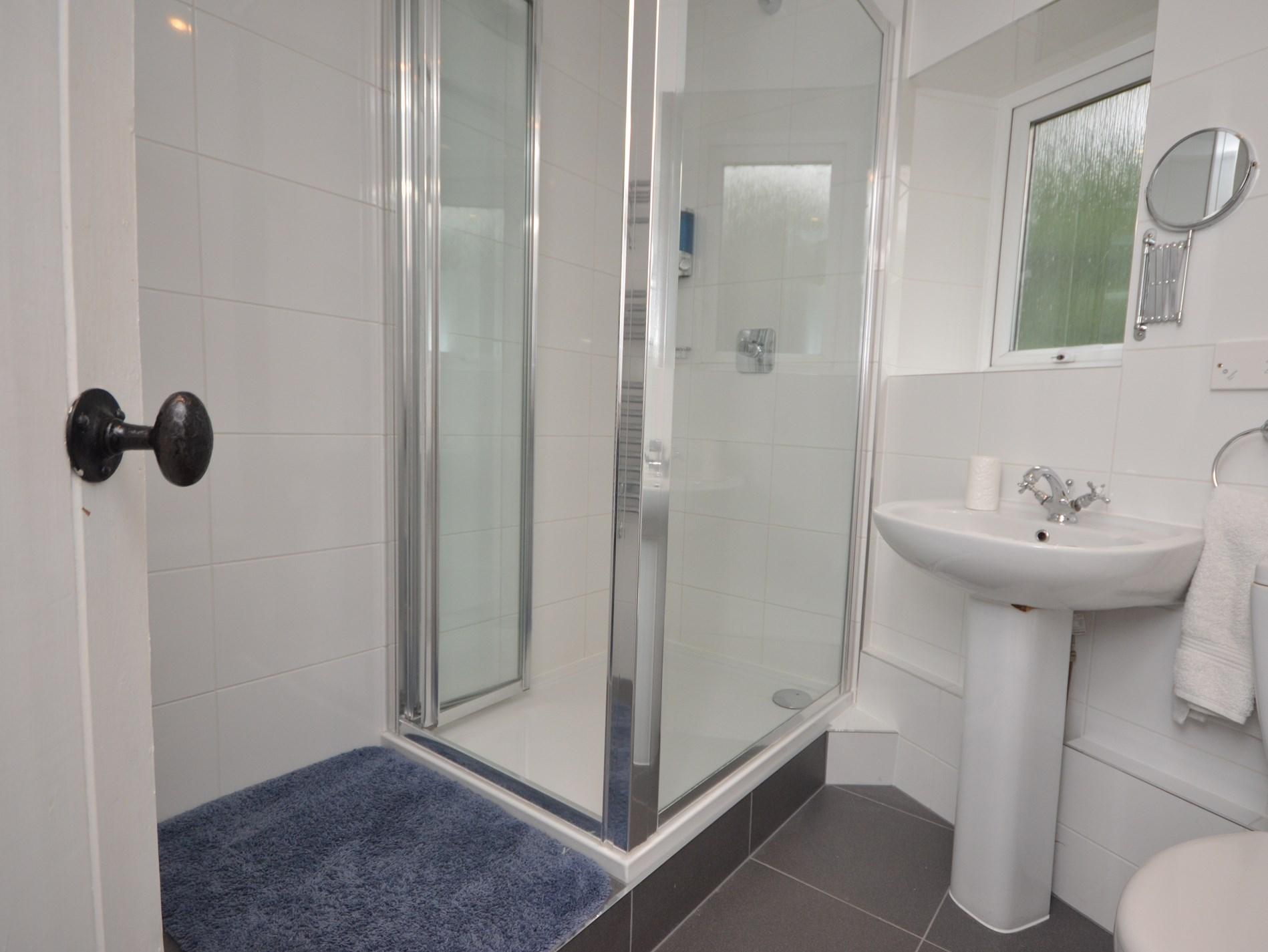 En-suite shower room located on ground floor