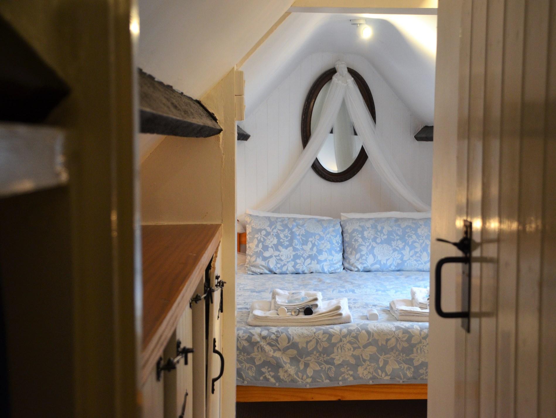 Double bedroom details
