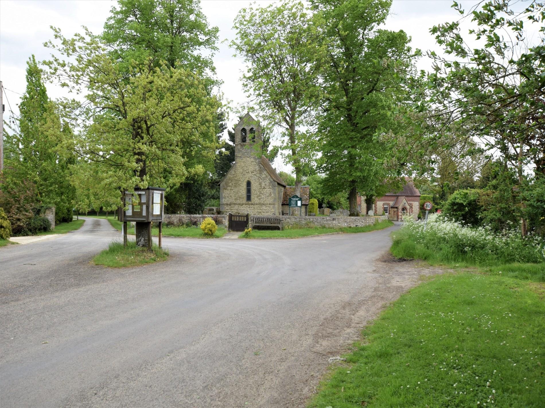 Pretty village location