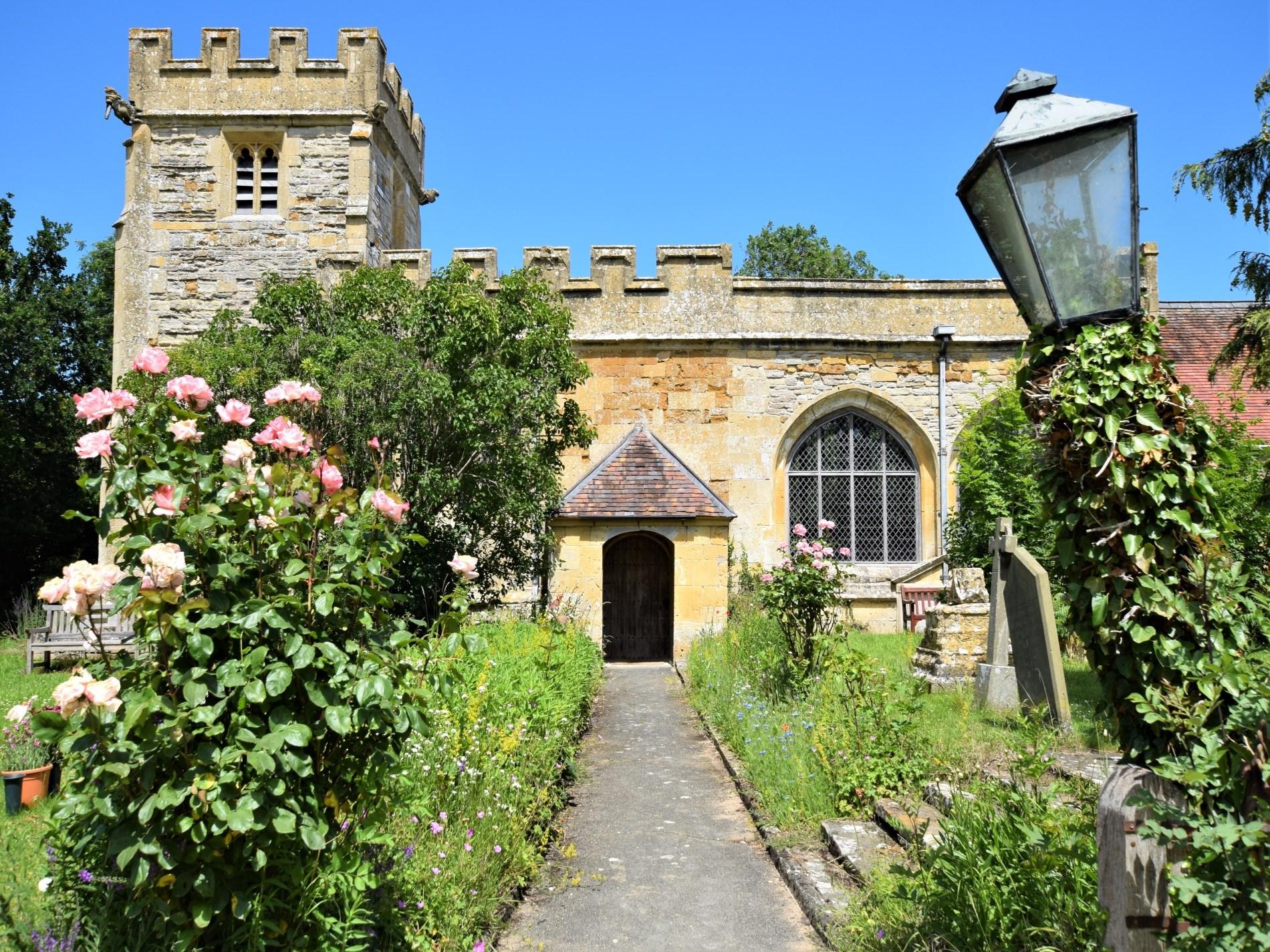 Pretty village church