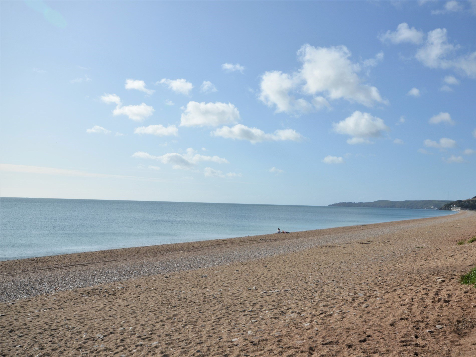 View of Torcross